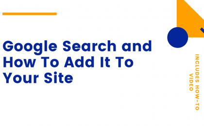PLRVD How To Add Google Search To Your Site